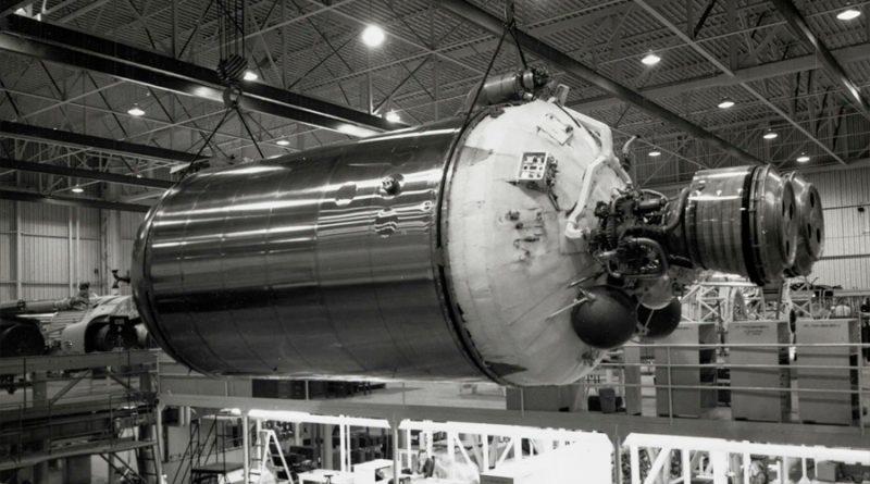 Se confirma que un raro objeto espacial es un cohete de los años 60