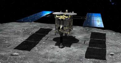 Hayabusa2 está a punto de llegar a la Tierra con muestras del asteroide Ryugu