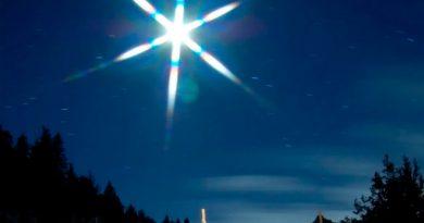 Estrella de Belén podrá ser vista después de 800 años este 21 de diciembre