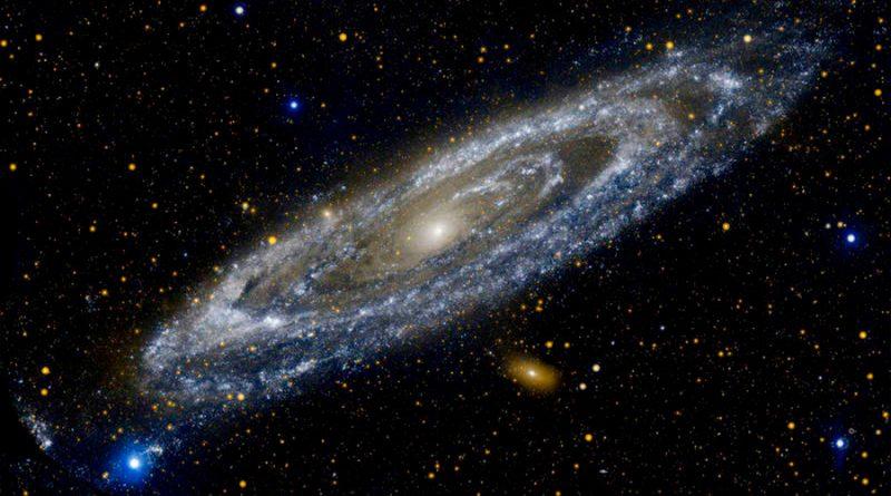 Misión Gaia revela que la Vía Láctea está absorbiendo otras dos galaxias