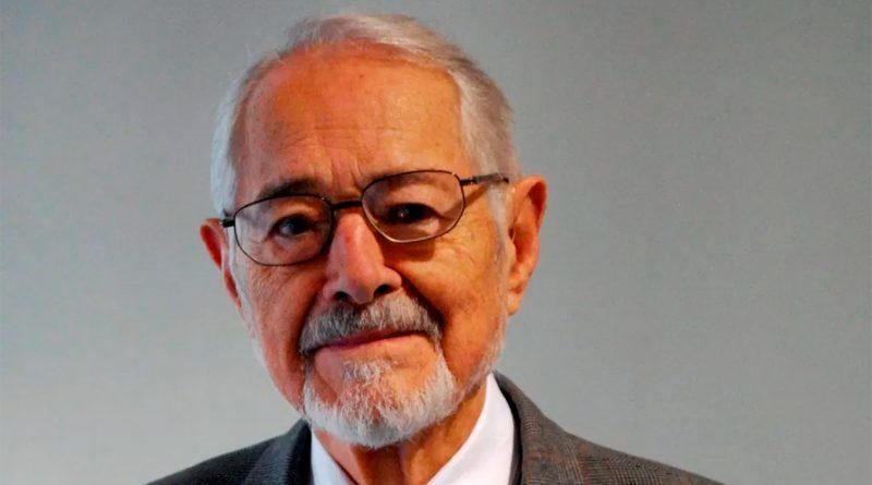 Científico mexicano Ruy Pérez Tamayo gana el Premio Menéndez Pelayo