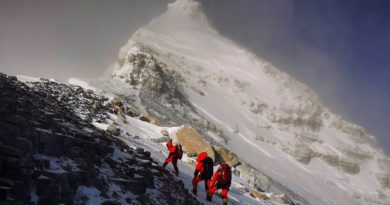 China y Nepal acuerdan definitivamente la altitud del Monte Everest: 8,848 metros