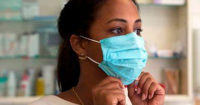 Nueva guía de la OMS sobre el uso de mascarillas contra la covid-19