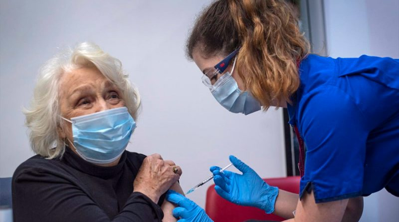 GB recomienda a los alérgicos que no se pongan la vacuna de Pfizer al registrar dos casos de reacciones
