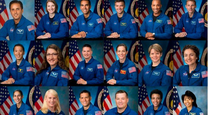 EU anuncia a los 18 astronautas del programa con el que volverá a la Luna