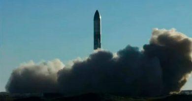 La gran nave Starship explota al aterrizar, pero el proyecto de SpaceX avanza