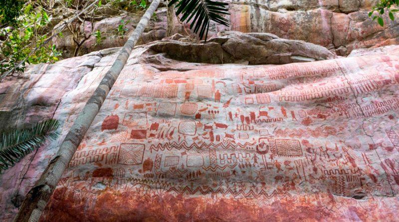 """En el Amazonas encuentran la llamada """"Capilla Sixtina de los antiguos"""""""