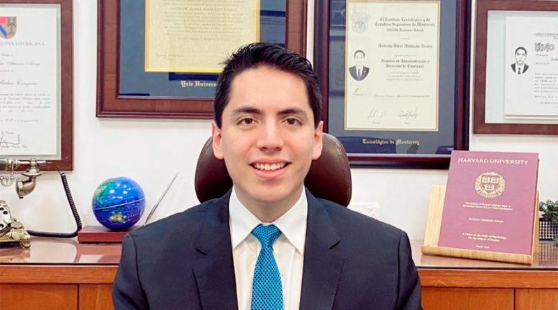 Universidad de Harvard reconoce a singular mexicano con el premio Derek Bok 2020