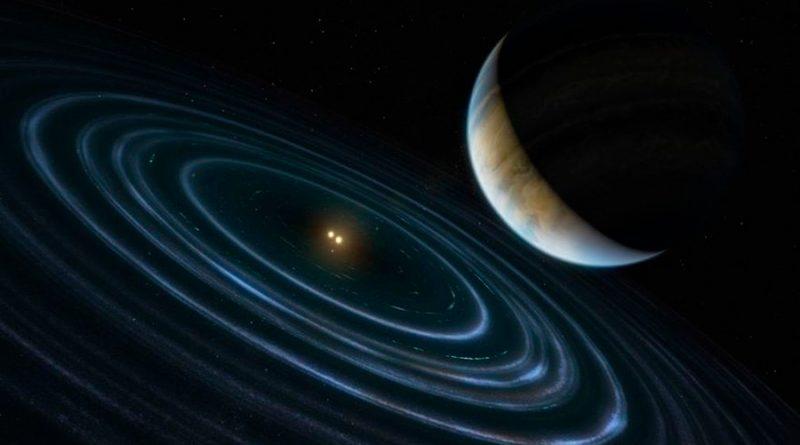 "Un distante exoplaneta arroja luz sobre la hipótesis del ""noveno planeta"""