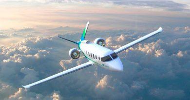 Los aviones eléctricos están acercándose a su lanzamiento comercial después de un 2020 lleno de récords