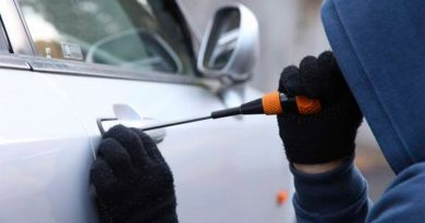 El 70% de los robos de autos asegurados ocurren solamente en 6 estados de México