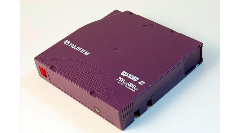 Nueva tecnología permitirá almacenar 580 TB en cinta magnética