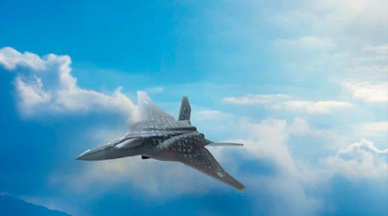 Las autoridades japonesas revelan la tecnología que tendrá su nuevo caza