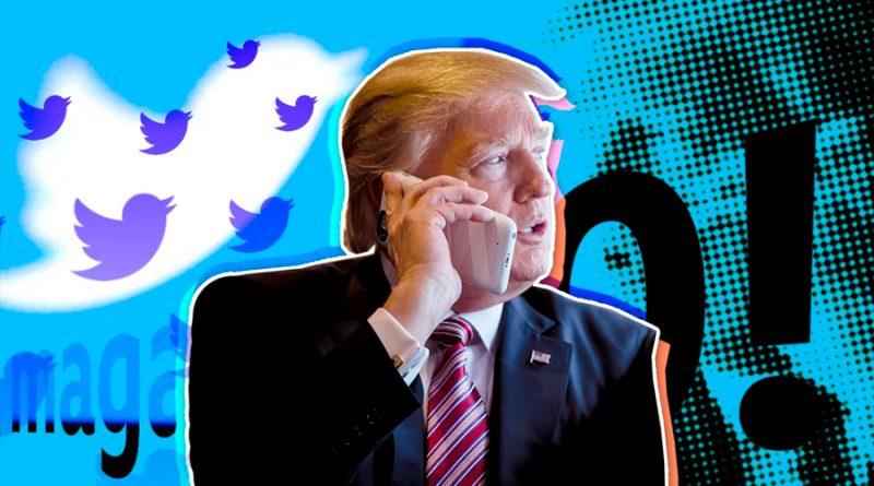 Un hacker adivinó la contraseña de Twitter de Donald Trump (y no será sancionado)