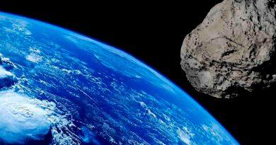 Siete asteroides se acercan a la Tierra esta semana, advierte la NASA
