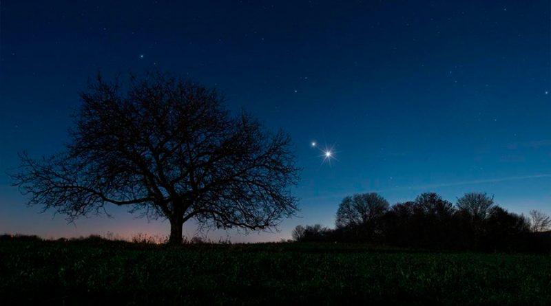 Así será este lunes la conjunción de Júpiter y Saturno; no vista desde hace 800 años