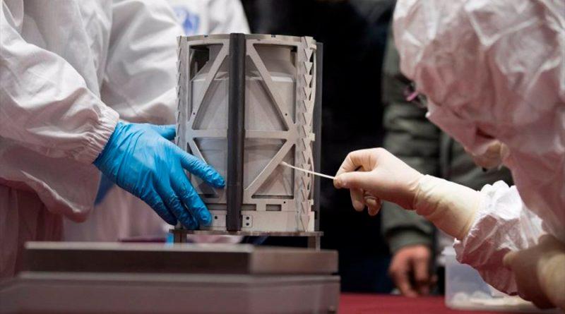 China consigue traer 1.731 gramos de muestras de la Luna