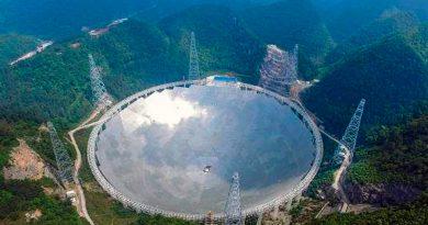 China inaugurará un impresionante radiotelescopio para detectar vida extraterrestre