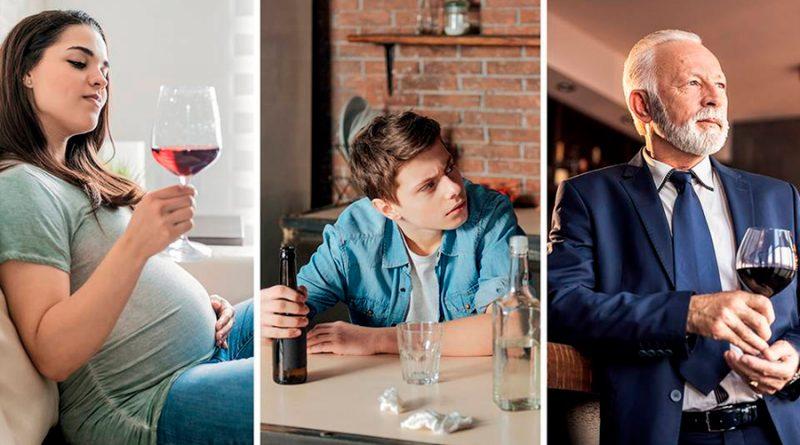 ¿A qué edad es más peligroso tomar alcohol?: la ciencia tiene la respuesta