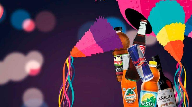 Incrementa consumo de bebidas alcohólicas, azucaradas y refrescos en temporada navideña