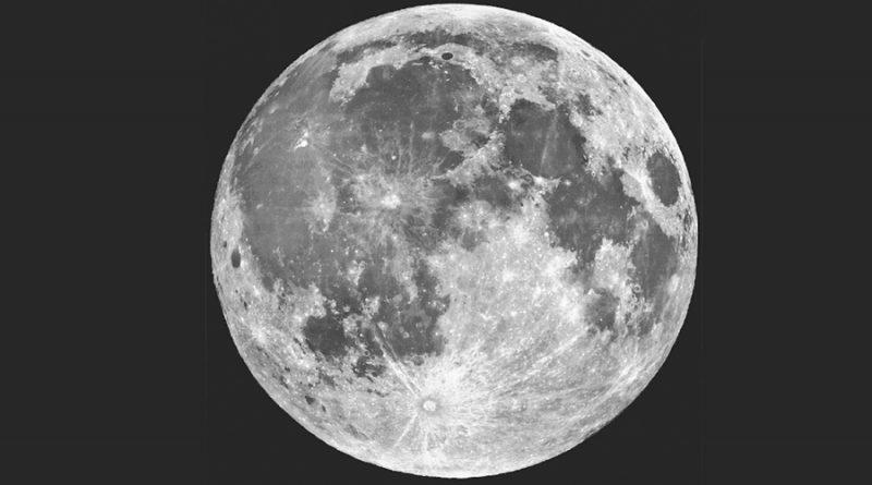 Descubren más de 100.000 cráteres de hace de 4 millones de años en la Luna gracias a IA