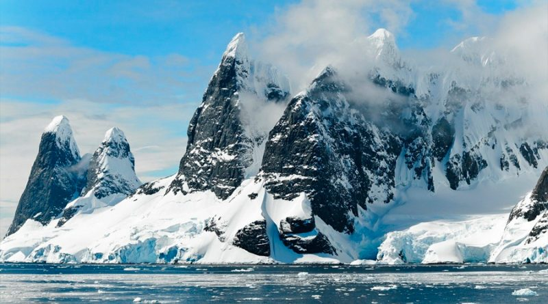 Grandes terremotos pueden explicar el rápido calentamiento del Ártico