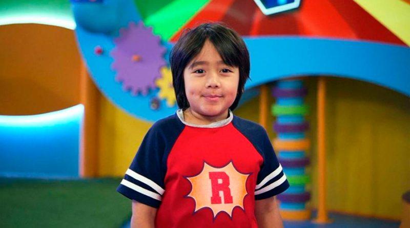 El niño Ryan Kaji, de Ryan's World, vuelve a ser la estrella de YouTube que más dinero gana