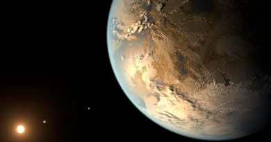 Si hay mucho metano en un planeta, la vida es su causa más probable