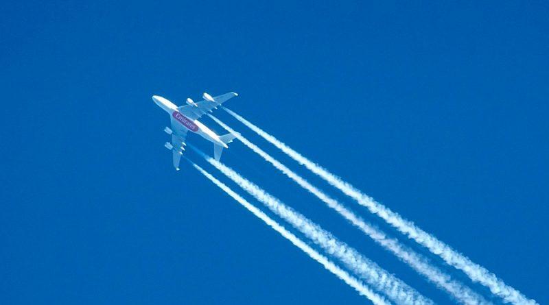 El CO2 se puede transformar en combustible para aviones