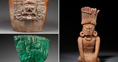 El gobierno mexicano gestiona que se suspenda una subasta de arte precolombino en Christie's