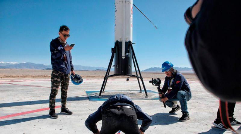 La estrategia china para liderar el sector espacial privado en siete años