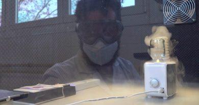 Crean un sistema capaz de detectar el coronavirus en el aire