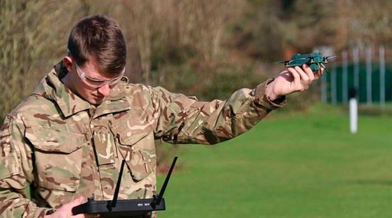 Drones del tamaño de un insecto son capaces de espiar a más de 1 kilómetro de distancia