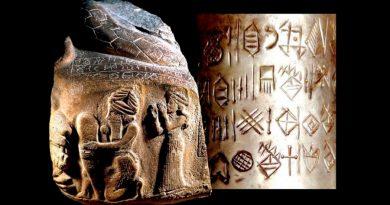 Descifrada la escritura fonética más antigua del mundo