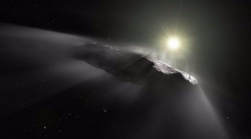 Avi Loeb defiende su tesis de 'Oumuamua como señal de vida inteligente