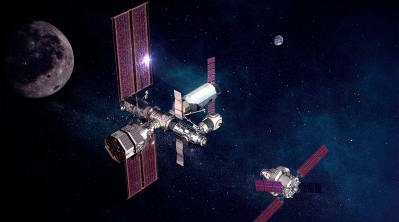 La NASA planea extender a la Luna redes de posicionamiento terrestres