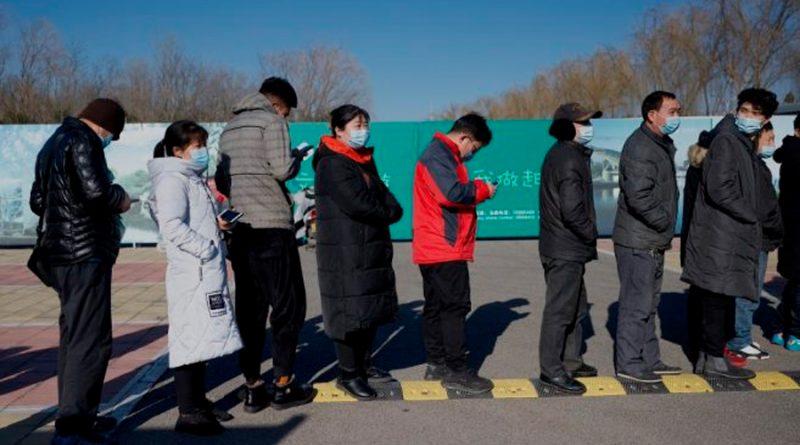 China retrasa investigación de la OMS para encontrar el origen del virus
