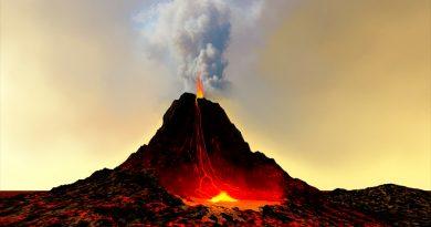 Científicos crean modelo para medir mejor las erupciones volcánicas antiguas