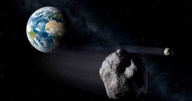 """NASA pone fecha al posible impacto contra la Tierra de un asteroide """"potencialmente peligroso"""""""