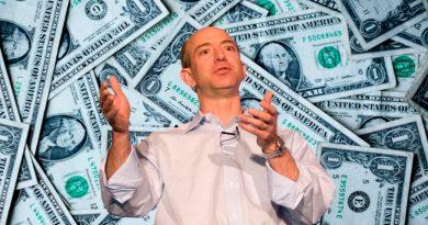 ¿Jeff Bezos ya no es el hombre más rico del mundo? Alguien ha ocupado el trono
