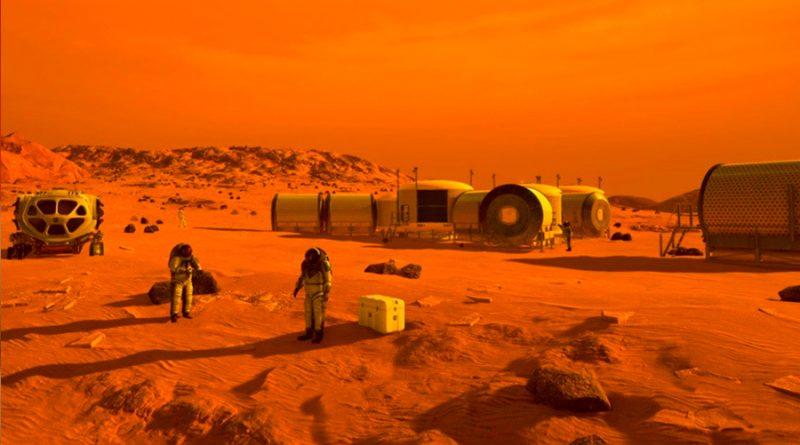 Técnica para crear combustible facilitará retorno de cohetes desde Marte
