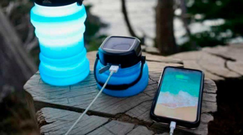Crean tipo de botella especial que permite cargar el móvil con agua caliente