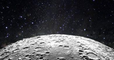 Fotógrafo captura la Luna durante 22 noches y registra un curioso 'tambaleo' del satélite natural