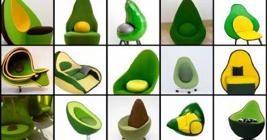 """Una IA ya genera imágenes a partir de frases como """"un sillón con forma de aguacate"""""""