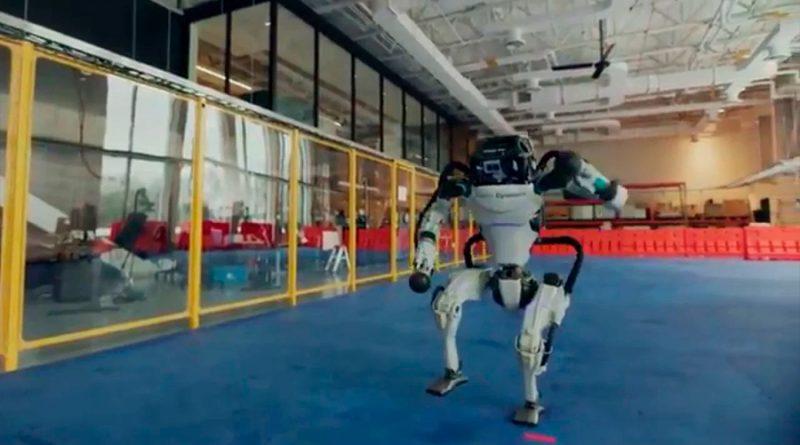 Robots que bailan mejor que los humanos: así lo hacen al ritmo de Dirty Dancing