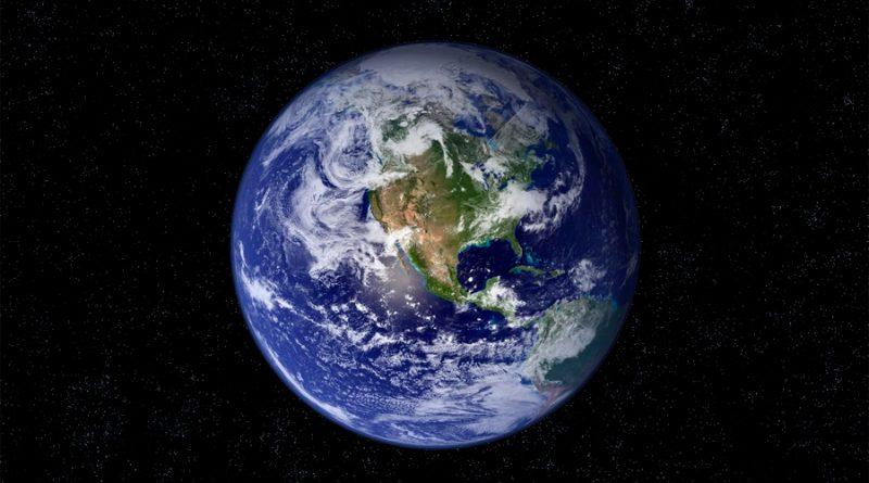 En enero 2, máxima velocidad orbital de la Tierra: 110,700 Km por hora