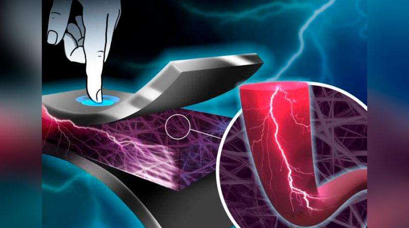 Piezoelectricidad: recargar el teléfono móvil mediante movimientos corporales cotidianos