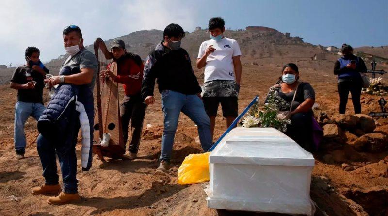 El mundo supera los 2 millones de muertos por covid-19: ONU