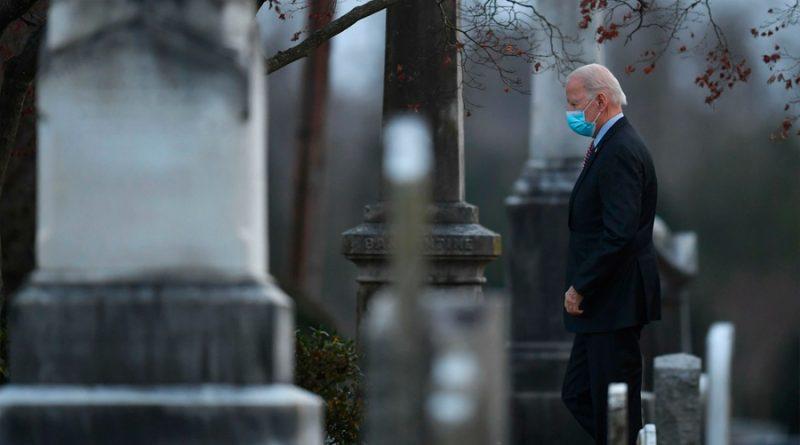 Joe Biden presenta su equipo científico