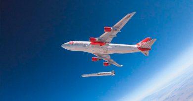 Virgin Orbit pone 10 cubeSats en órbita con un lanzamiento aéreo